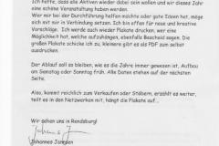 2019'er Mineralien und Fossilien Börse in Rendsburg